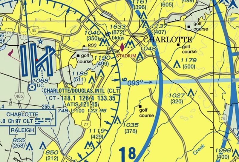 faa drone testing centers North Carolina