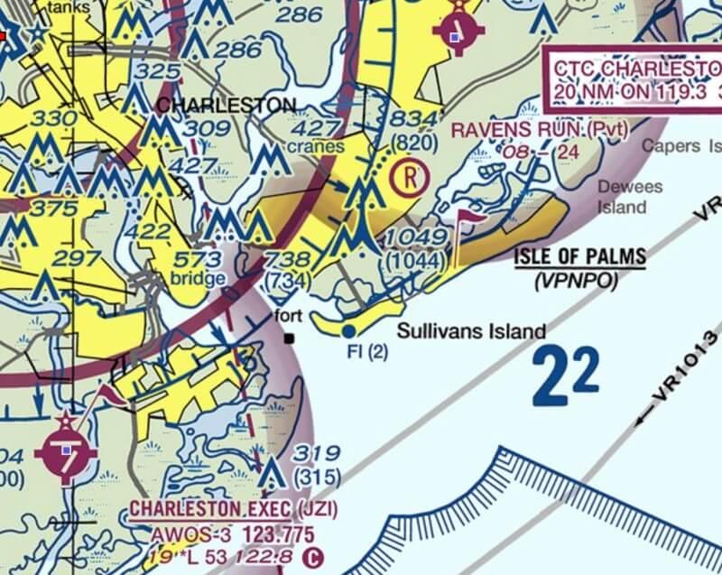 faa drone testing centers South Carolina