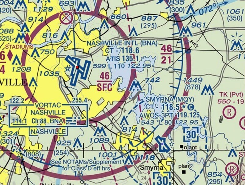 faa drone testing centers Tennessee