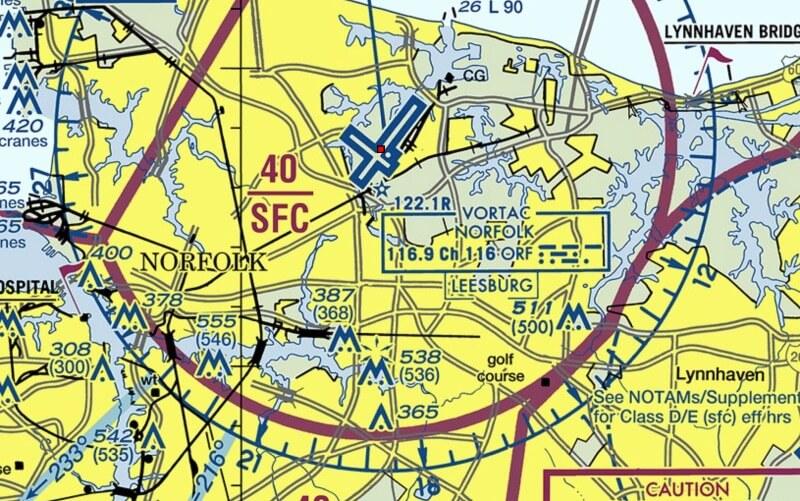 faa drone testing centers Virginia