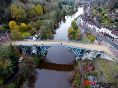 Aerial Photography (Ironbridge)