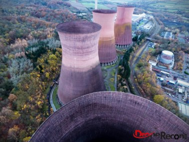 Aerial Photography (Power Station)