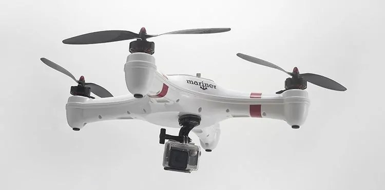 splash drone mariner ii