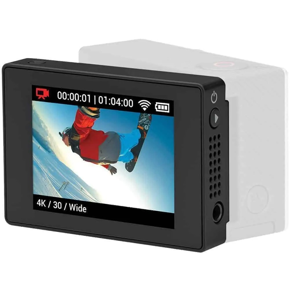 LCD BacPac