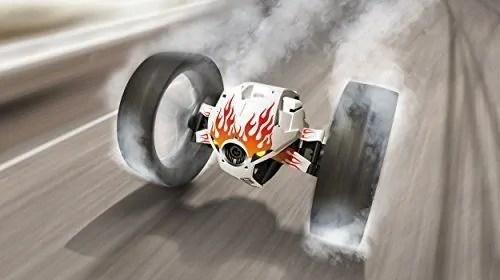 PARROT JUMPING RACE