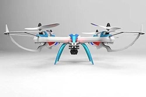 Blueskysea-regalo-libre-JJRC-H16-Tarantula-X6-drone-4CH-RC-Quadcopter-gran-angular-cmara-de-5MP-Hyper-IOC-extra-Bateras-2pcs-1200mAh-0-4