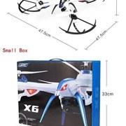 Blueskysea-regalo-libre-JJRC-H16-Tarantula-X6-drone-4CH-RC-Quadcopter-gran-angular-cmara-de-5MP-Hyper-IOC-extra-Bateras-2pcs-1200mAh-0-5