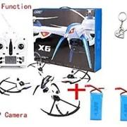 Blueskysea-regalo-libre-JJRC-H16-Tarantula-X6-drone-4CH-RC-Quadcopter-gran-angular-cmara-de-5MP-Hyper-IOC-extra-Bateras-2pcs-1200mAh-0