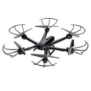 Arshiner-MJX-X600-24G-4-Canales-RC-Quadcopter-Drone-Hexacopter-6-Ejes-Gyro-3D-Rollo-de-Retorno-Automtico-sin-Cabeza-Modo-Uno-Volver-Helicptero-Keysin-cmara-Negro-0-1