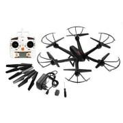 Arshiner-MJX-X600-24G-4-Canales-RC-Quadcopter-Drone-Hexacopter-6-Ejes-Gyro-3D-Rollo-de-Retorno-Automtico-sin-Cabeza-Modo-Uno-Volver-Helicptero-Keysin-cmara-Negro-0-3