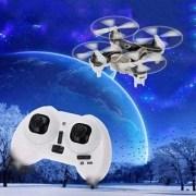 Malloom-Cheerson-CX-10C-Mini-24G-4CH-6-Axis-LED-RC-Quadcopter-con-cmara-RTF-Negro-0-6