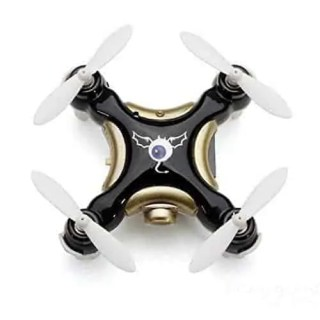 Malloom-Cheerson-CX-10C-Mini-24G-4CH-6-Axis-LED-RC-Quadcopter-con-cmara-RTF-Negro-0