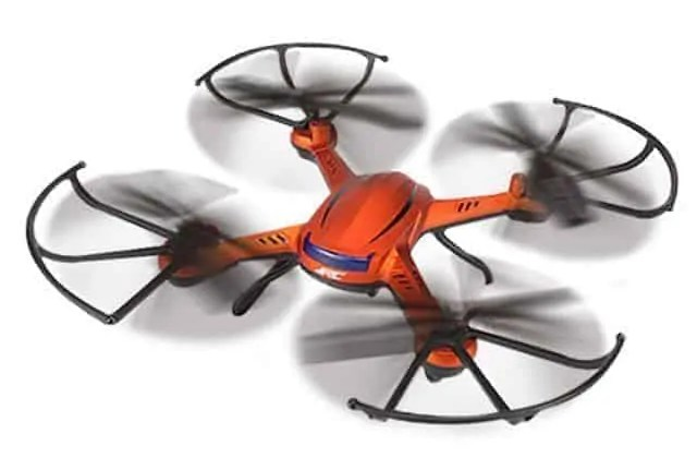 JJRC H12C: Un buen drone para empezar a volar