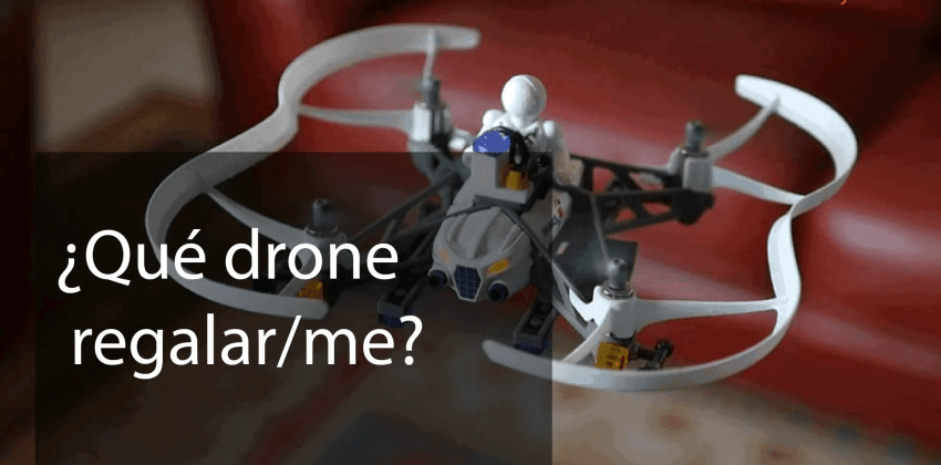 ¿Qué drone regalar/me?