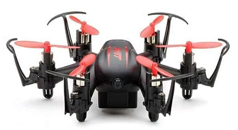 JJRC H20C y JJRC H20W FPV: Dos mini hexacópteros baratos con cámara