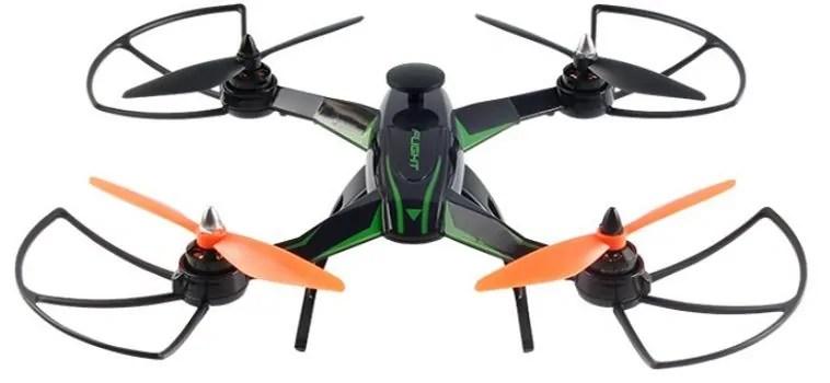 JJRC X1: Un drone barato con motores brushless