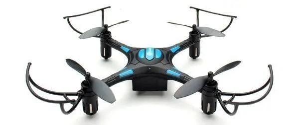 Eachine H8S 3D Mini con vuelo invertido