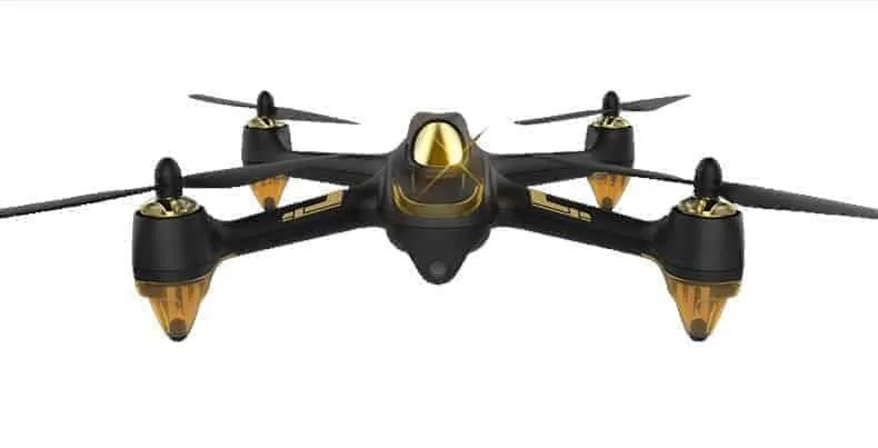 "Hubsan X4 H501S FPV: Modo ""Follow Me"" y motores brushless"