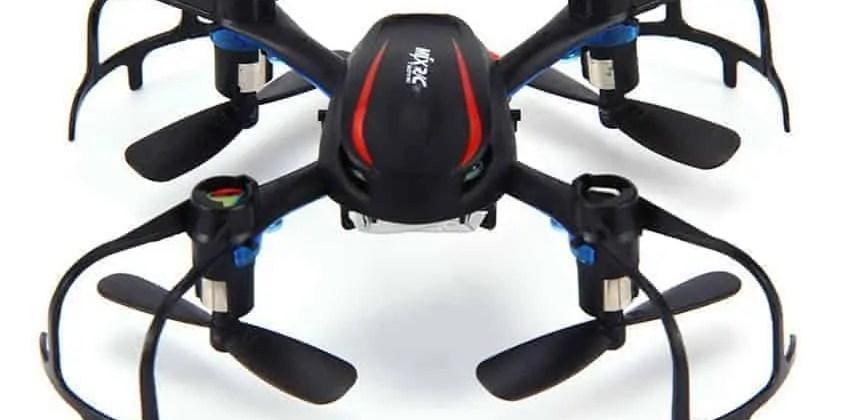 MJX X902, el mini drone barato con las hélices invertidas
