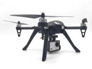 MJX Bugs 3 con motores brushless y soporte para GoPro