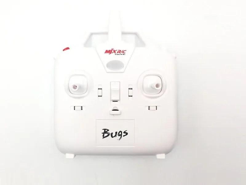 mjx bugs 3 mando radio control