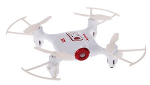 Syma X21 y X21W: mini drones para empezar a volar