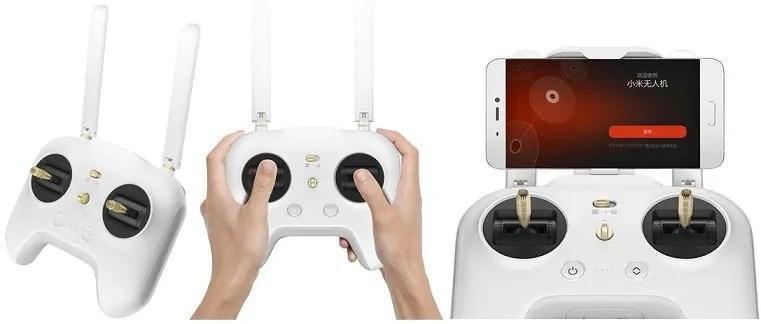 xiaomi mi drone 4k mando radio control