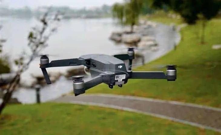 legislacion española drones 2018