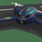 Hubsan X4 H216A X4 Desire Pro con cámara FPV, GPS y Follow Me