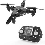 TENKER Skyracer: Un mini drone plegable