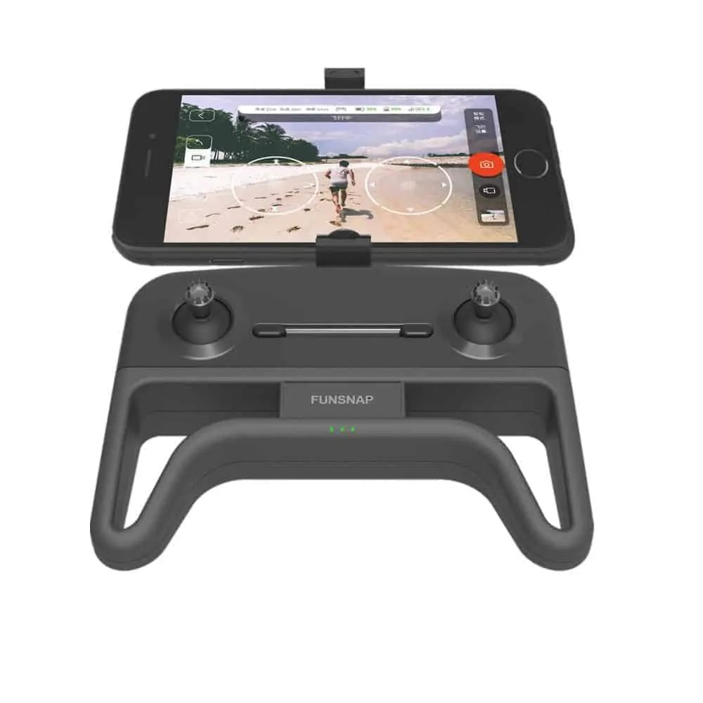 FunSnap iDol Drone de Xiaomi mando radio control