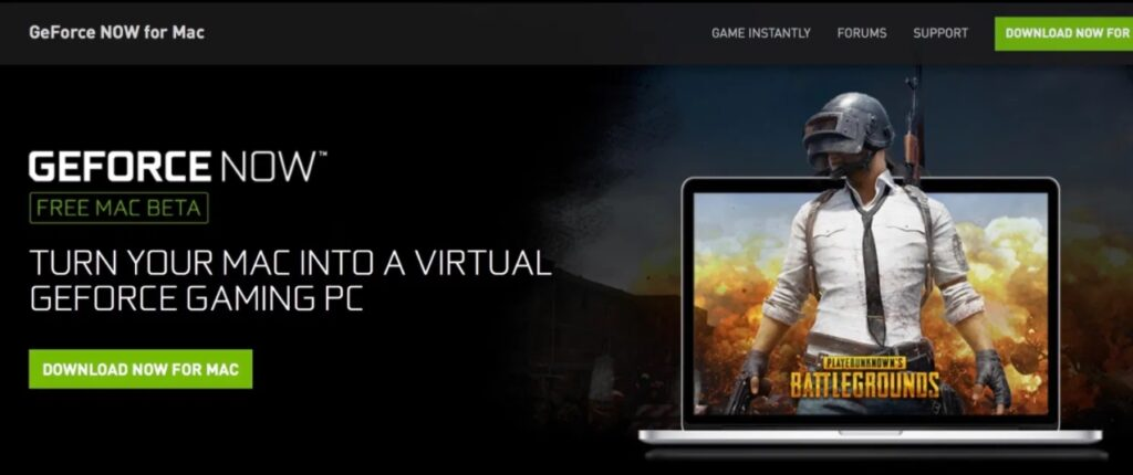 Pubg Mac With NvidIa GeForce Now
