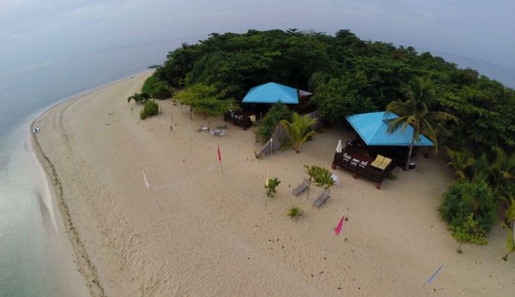 Arena Island, Palawan, Philippines