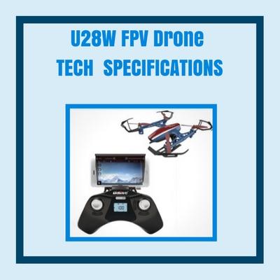 u28w-fpv-tech-specifications