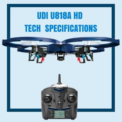 udi-u818a-tech-specifications
