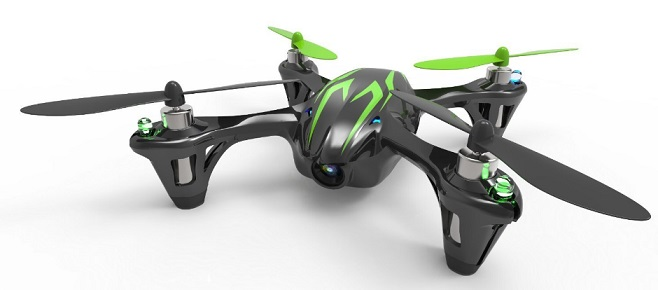 drones-with-camera-hubsan-x4-h107c