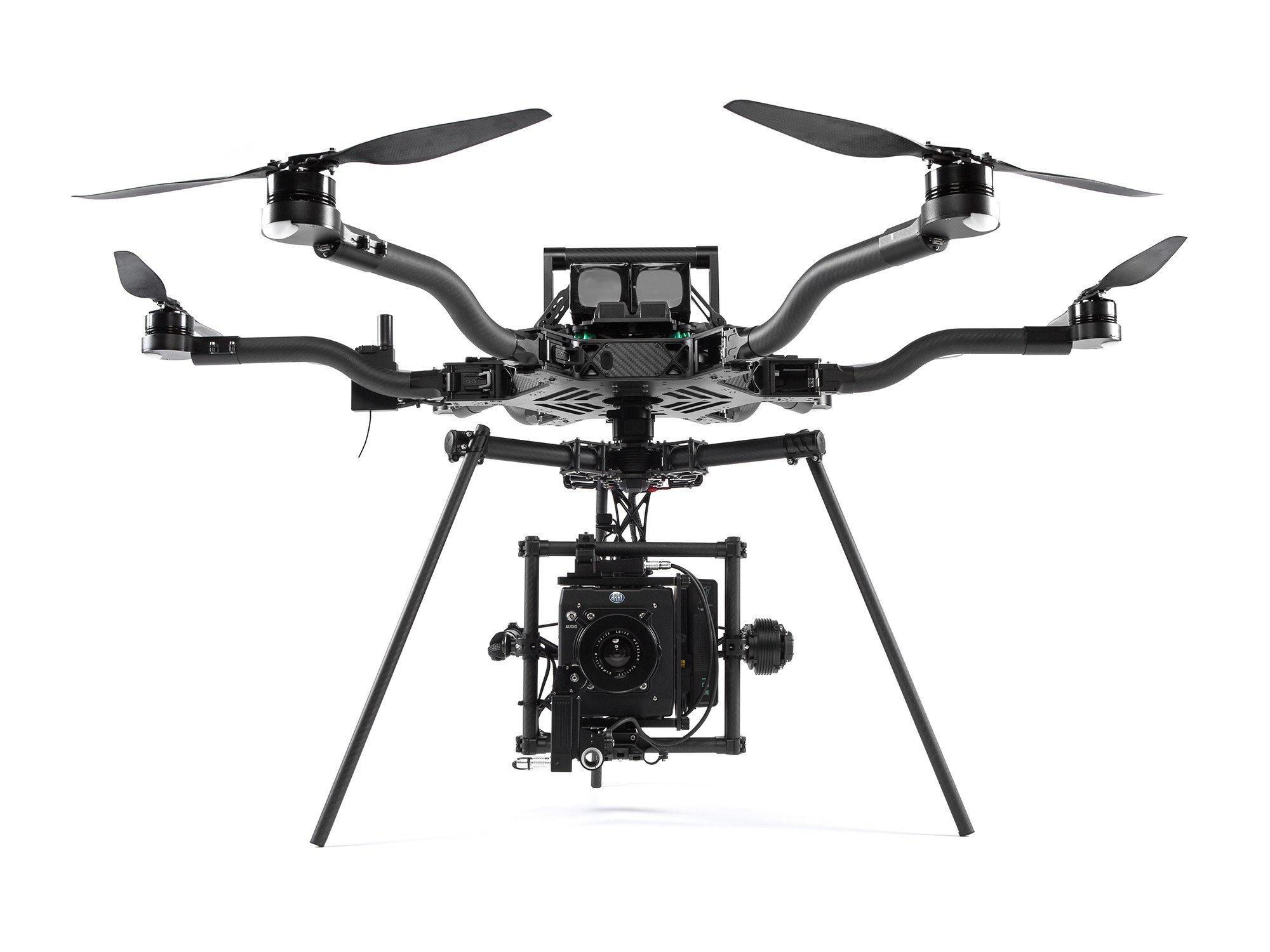 Top Gas Powered Drones 3 Best Gasoline Drones For Sale
