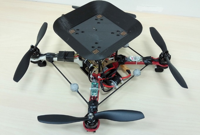 flying drone battery