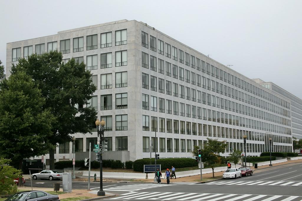 FAA Building