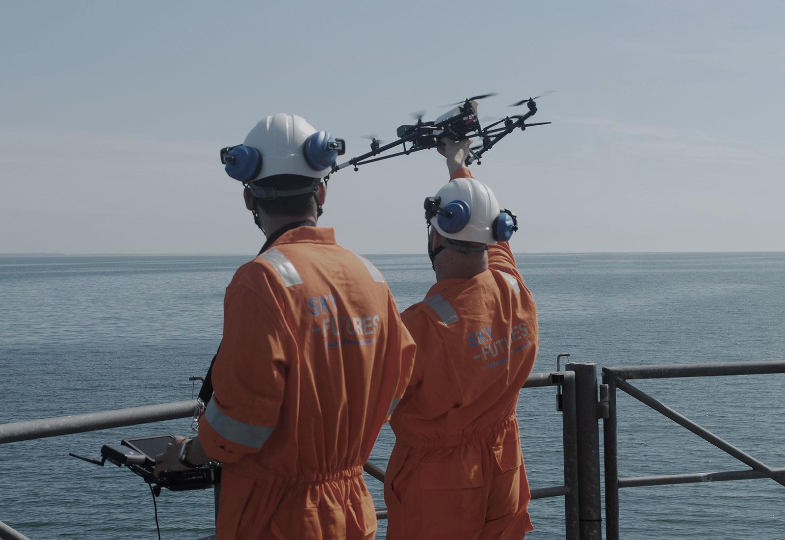 Sky Futures - UAV Inspection services
