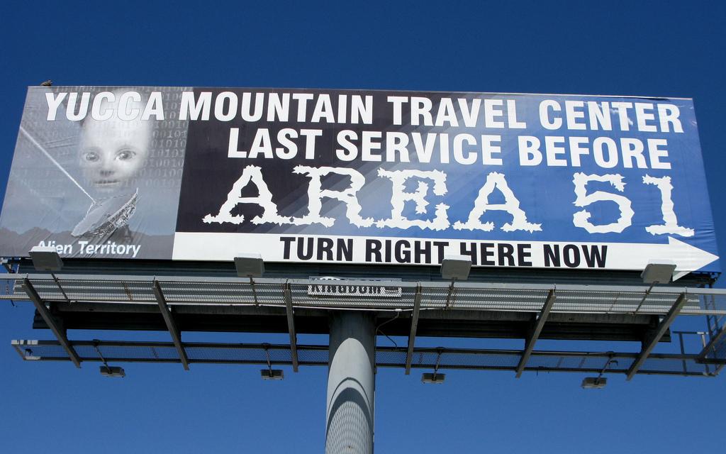 Area 51 - Alien Territory!, OakleyOriginals June 6, 2008