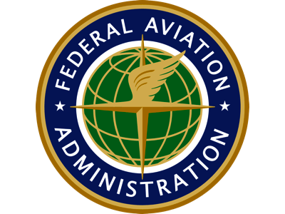 Federal Aviation Administration (FAA) Logo, Credit: Wikimedia Commons