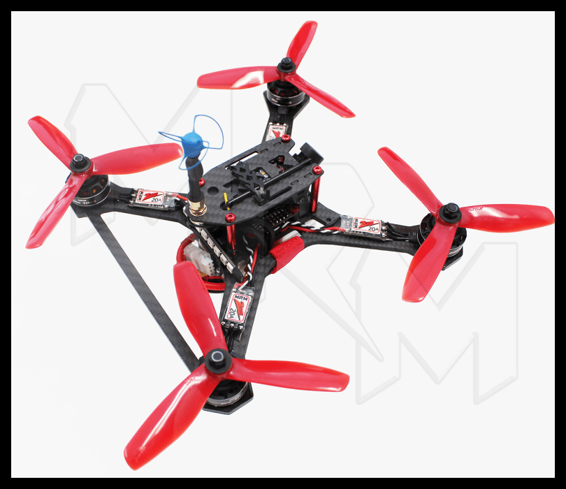 MRM X Frames - Scythe and Switchblade - Review
