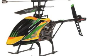Best RC heliopcters : Intermediate copter 2