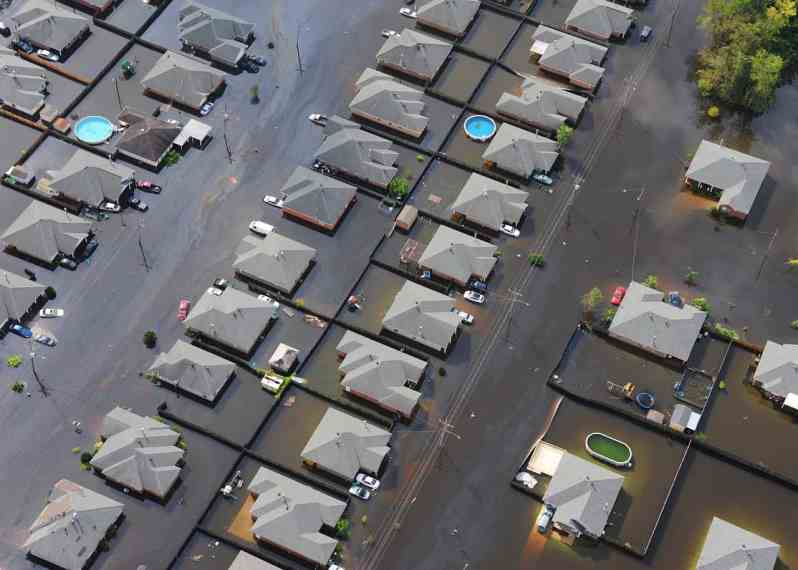 drones during disasters