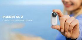 Insta360 GO 2, la action cam installabile anche sui droni