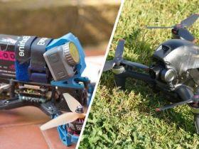 Video super stabilizzati con i droni in FPV, meglio il gimbal meccanico o la stabilizzazione software?
