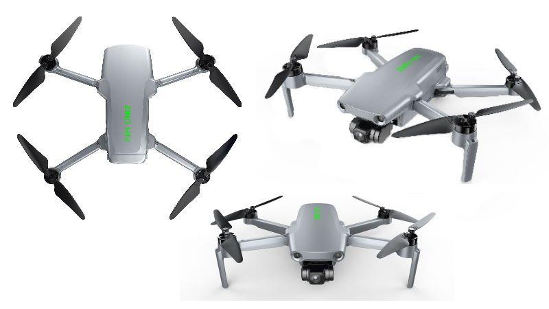 Ecco Hubsan Zino Mini Pro, il primo drone sotto i 250 grammi con evitamento di ostacoli