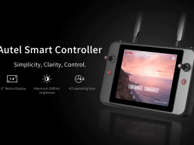 Autel presenta lo Smart Controller per i droni Evo II