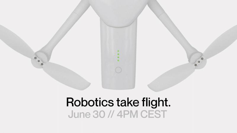 Nuovo drone Parrot in arrivo il 30 giugno, sarà un Anafi sotto i 250 grammi?